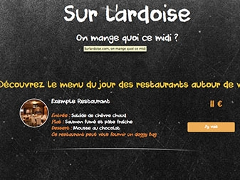 Site internet Surlardoise